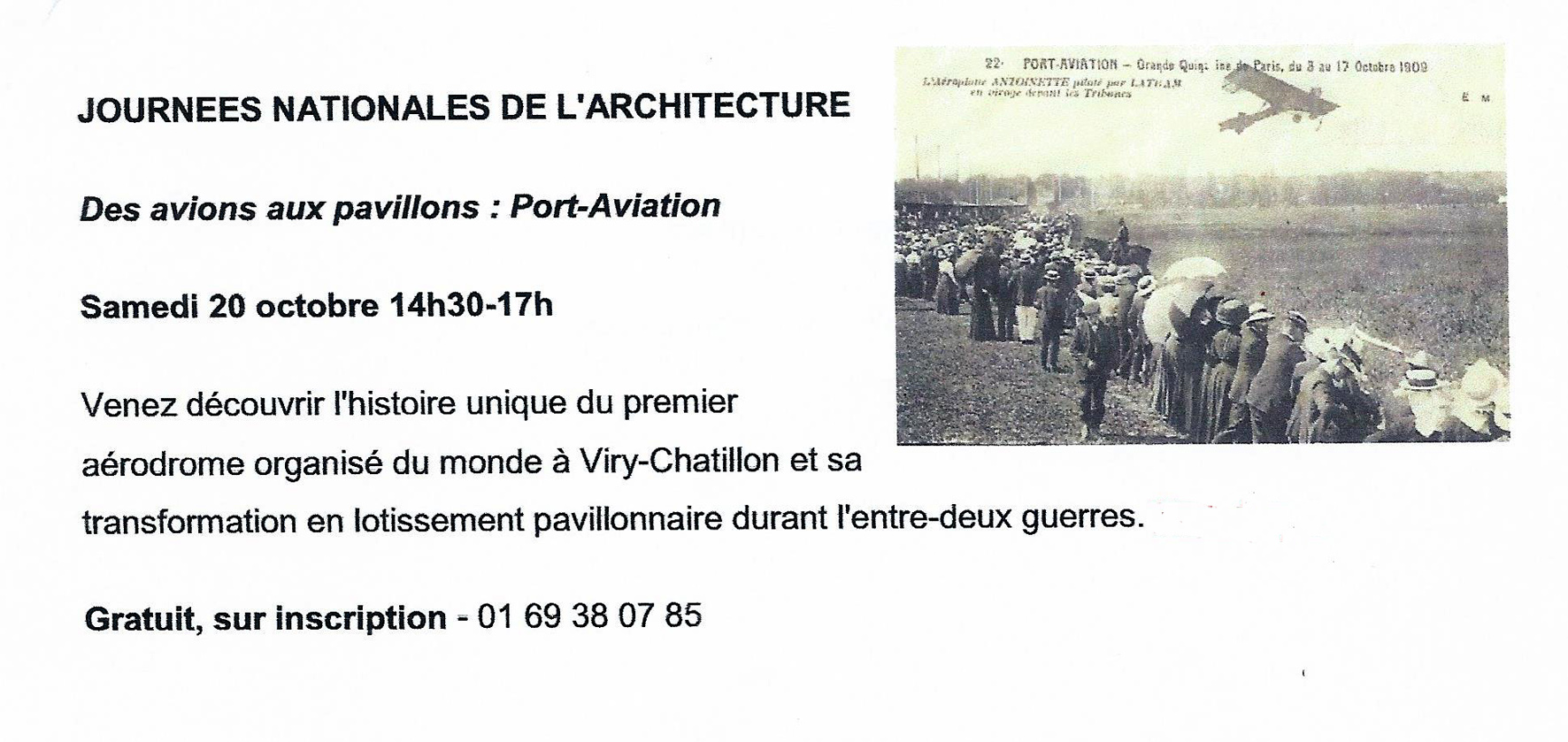 Port-Aviation, Viry-Chatillon