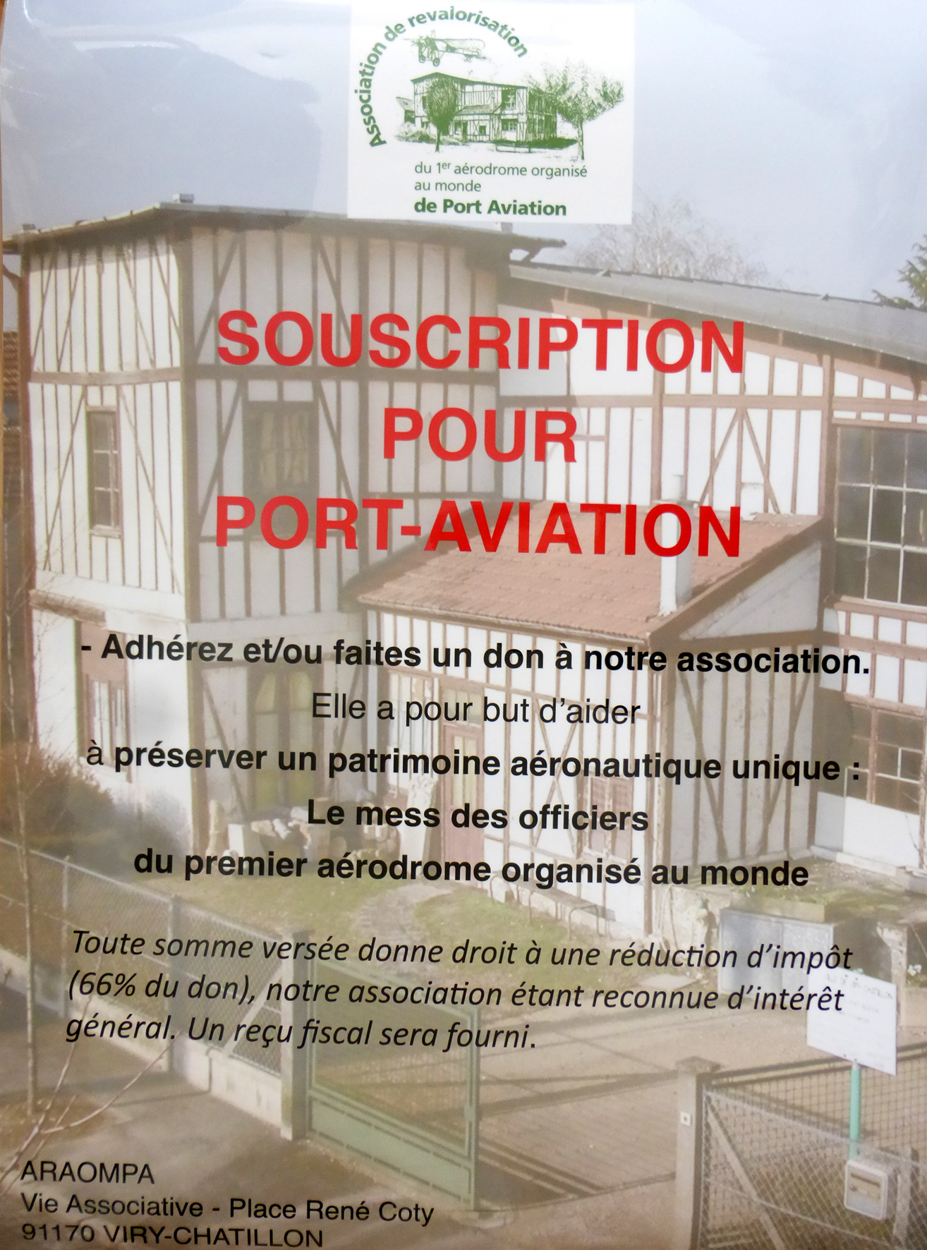 Port-Aviation Viry-Chatillon